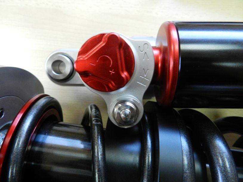 Zawieszenie rajdowe Intrax Racing 4way Mitsubishi Lancer Evo X R4