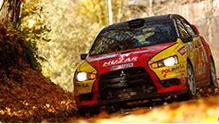 Mariusz Nowocień Mitsubishi Lancer Evo X
